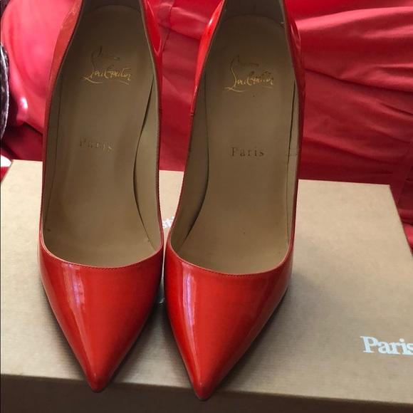 So Kate Louis Vuitton Heel Never Worn